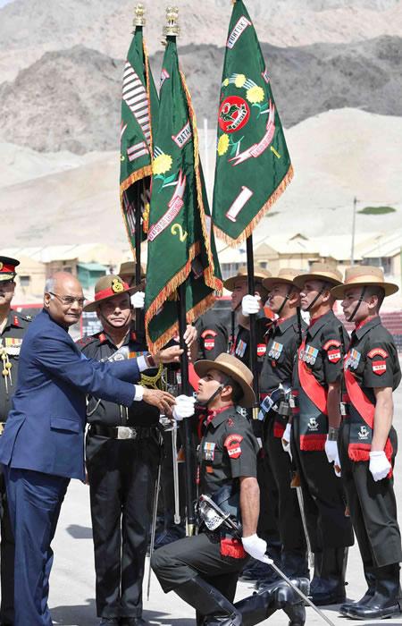 Ladakh Scouts India