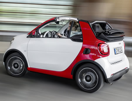 Mercedes-Benz, Smart Fortwo