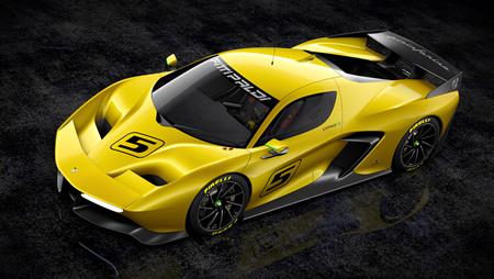 PININFARINA Sports Car