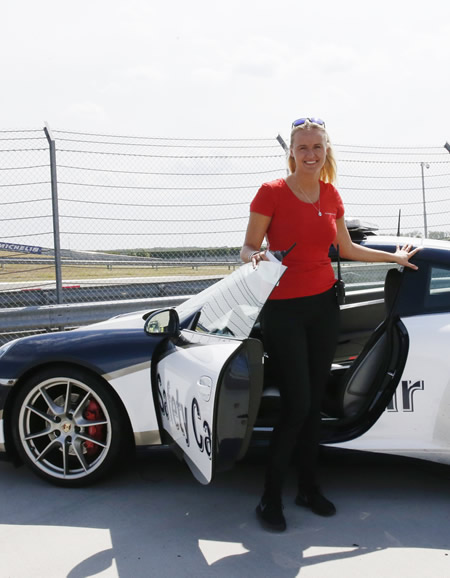 Porsche Cars Women Germany