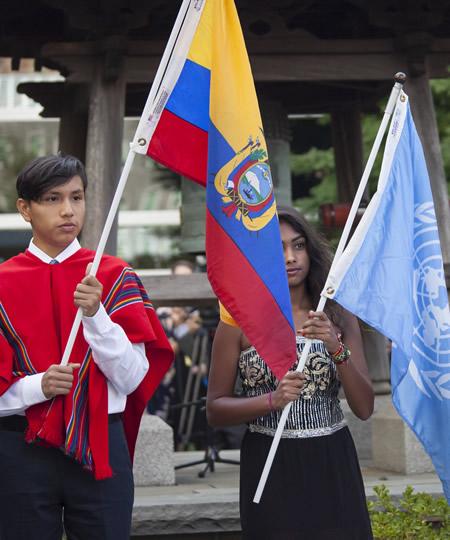 UN, International Peace Day
