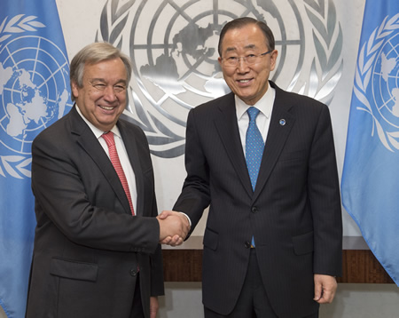 United Nations New Secretary General