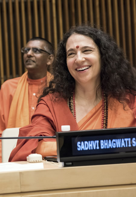 United Nations Yoga Day