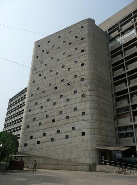 Chandigarh, UNESCO World Heritage Committee