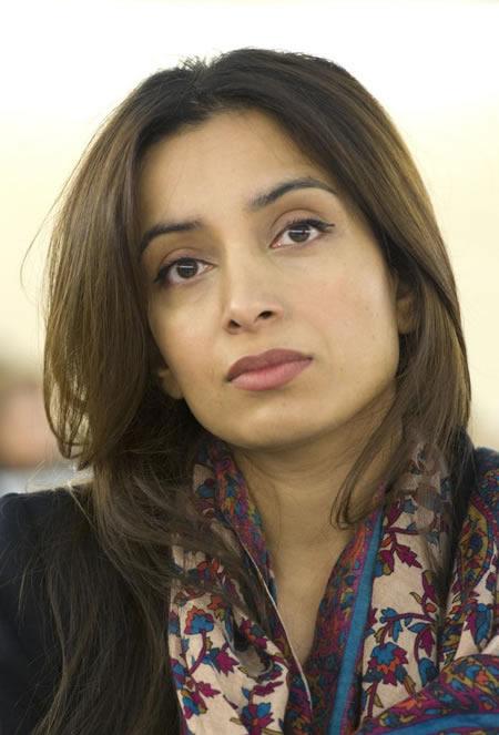 Unesco Goodwill Ambassador Deeayah Khan