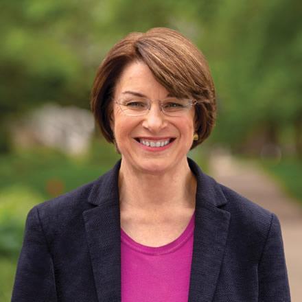 Amy Klobuchar, NPC