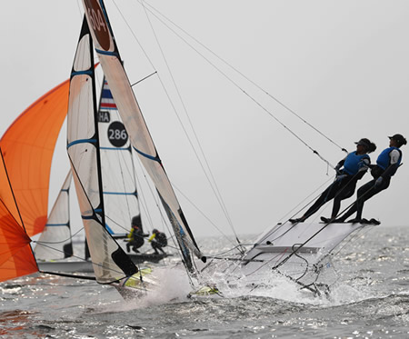 Asian Games Sailing