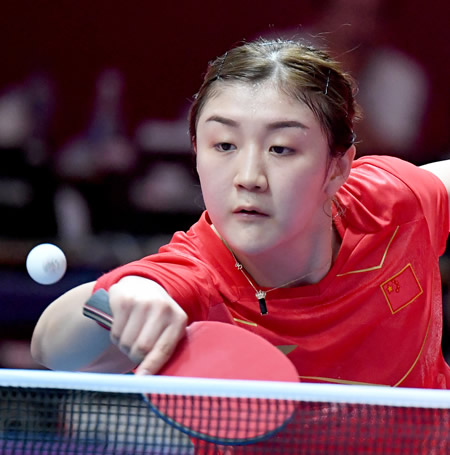 Asian Games Table Tennis