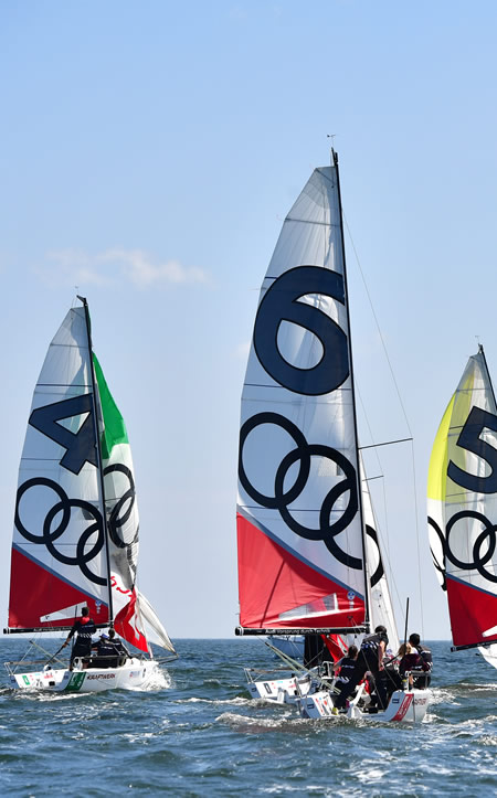Audi, Sailing, Sports