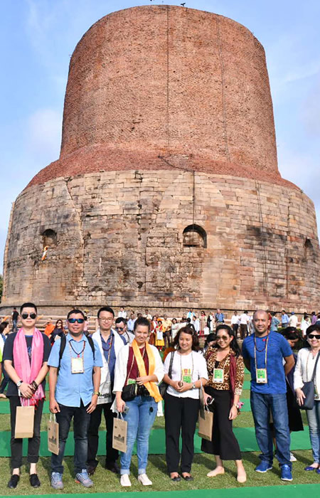 Buddha, Sarnath