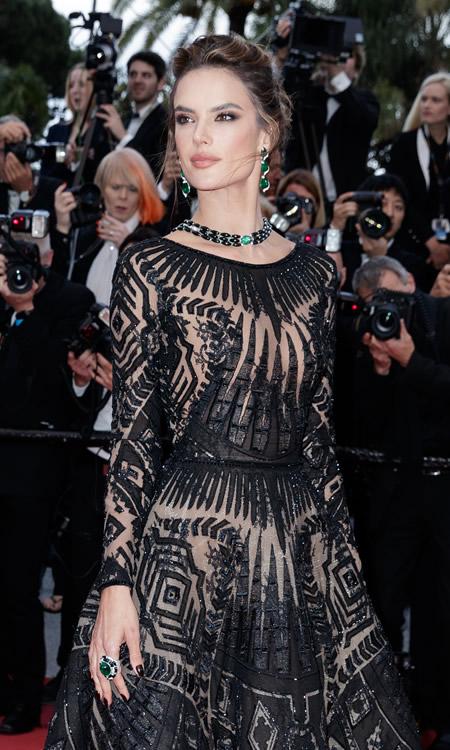 Cannes Film Festival, Alessandra Ambrosio