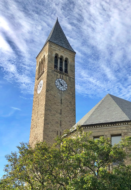 Cornell University Clock Tower