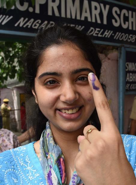 Delhi Votes