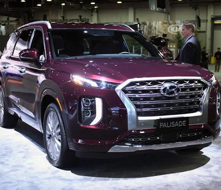 Detroit Auto Show 2019