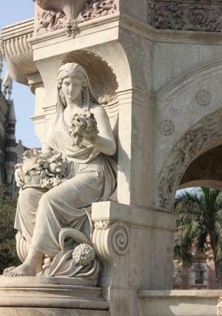 Unesco, Flora Fountain