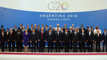 G20 Buenos Aires, Argentina