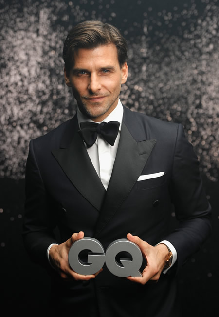 GQ Men of the Year Award