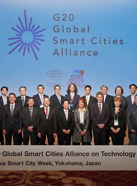 Global Smart City Alliance