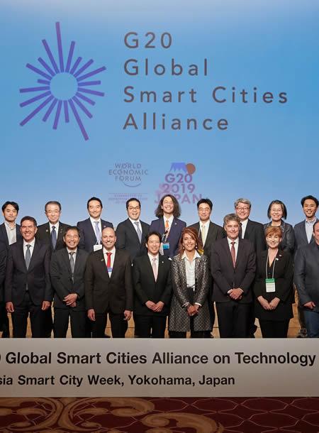 Global Smart City Alliance