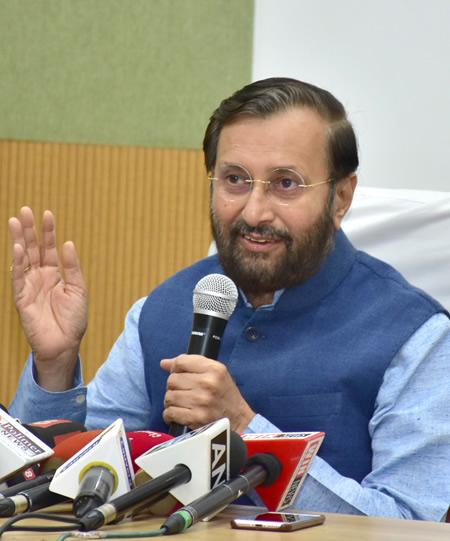India Universities Minister