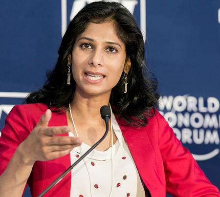 IMF, Gita Gopinath