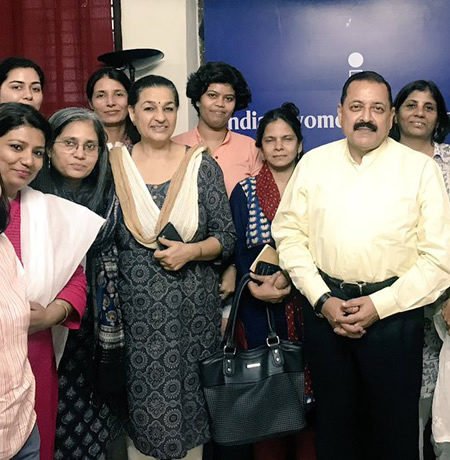 India Women Press Corps