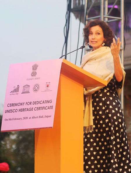 UNESCO, India,