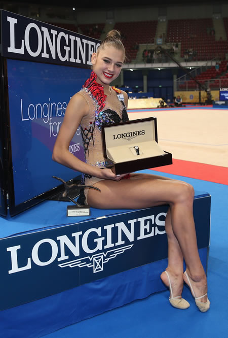 Longines Prize for Elegance