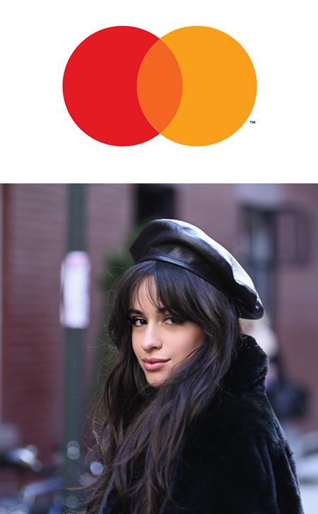 MasterCard, Camilla Cabello