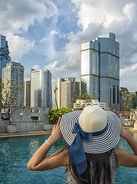 Mastercard, Bangkok, Travel