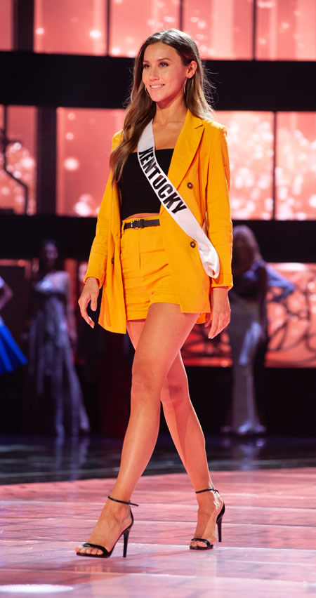 Miss USA 2019 Kentucky
