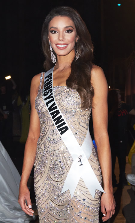 Miss Pennsylvania USA