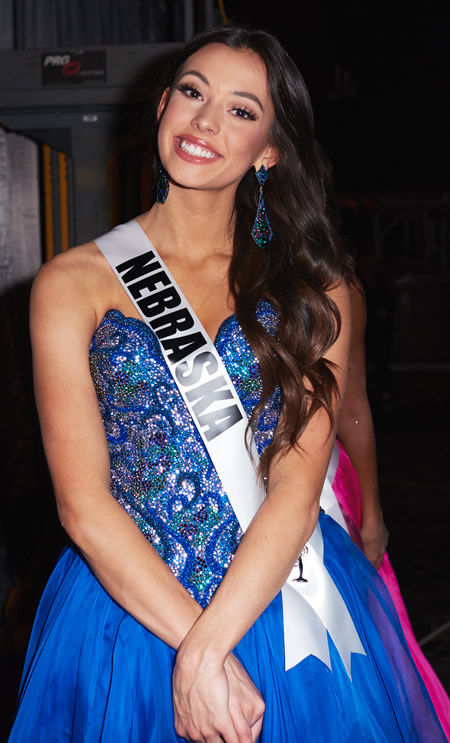Miss USA Teen Nebraska