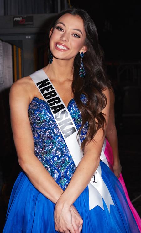Miss USA Teen Nebraska