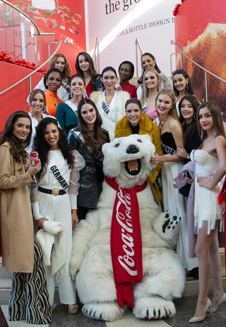 Miss Universe, Atlanta