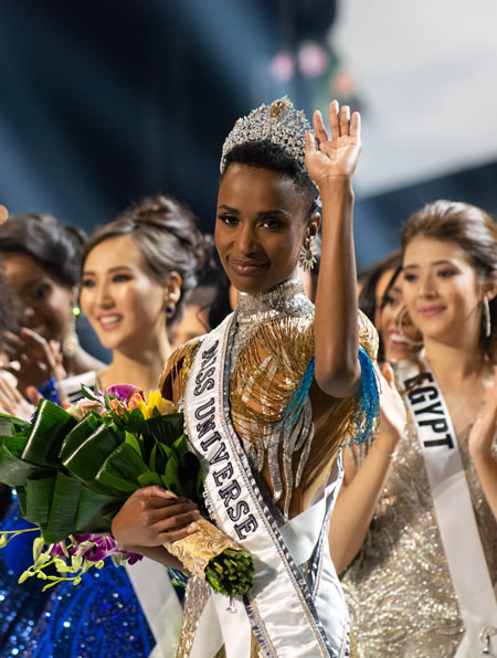 Miss Universe, South Africa