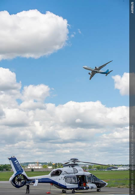 UNESCO, Airbus