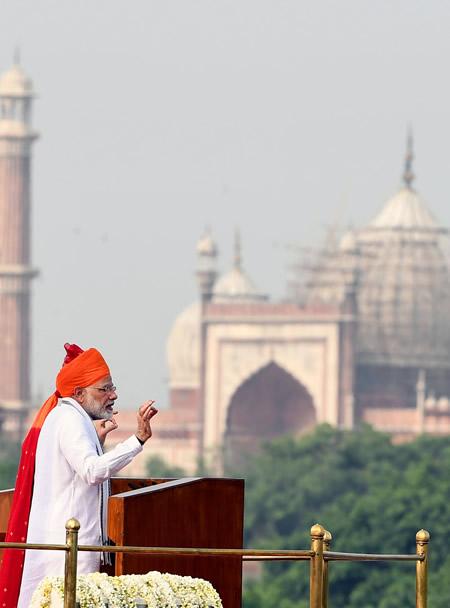 India, Modi, Independence Day