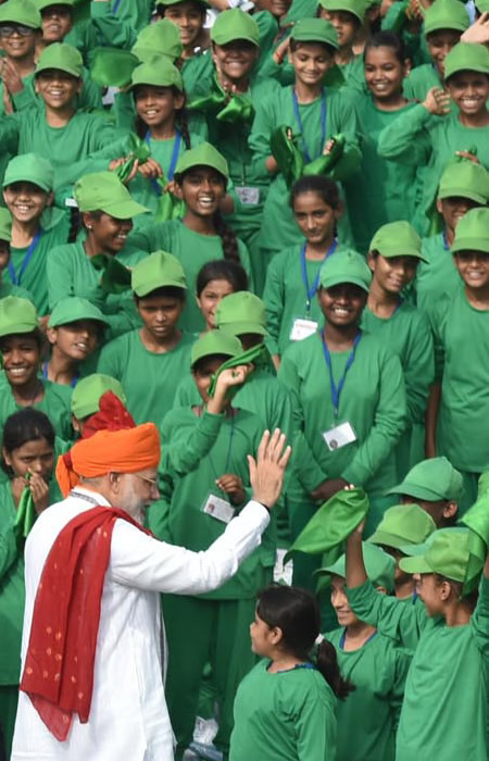 India, Modi, Independence Day