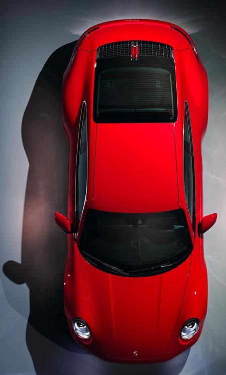 PorscheCarrera Coupe
