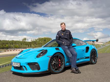 Porsche, Sportscar