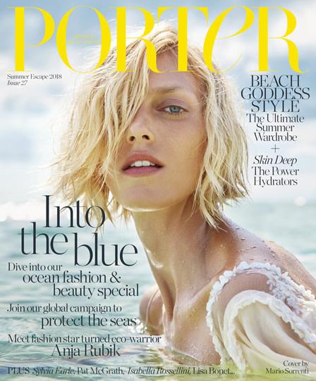 Porter Magazine Oceans