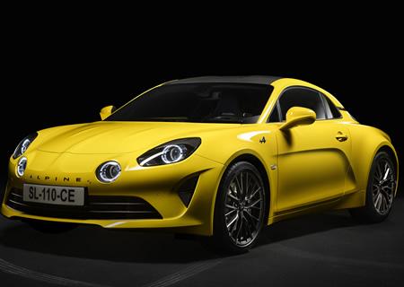Renault Alpine 2020