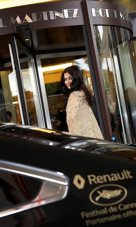 Ranault, Festival de Cannes