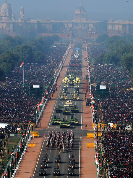 Republic Day, India