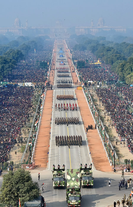 Republic Day, New Delhi