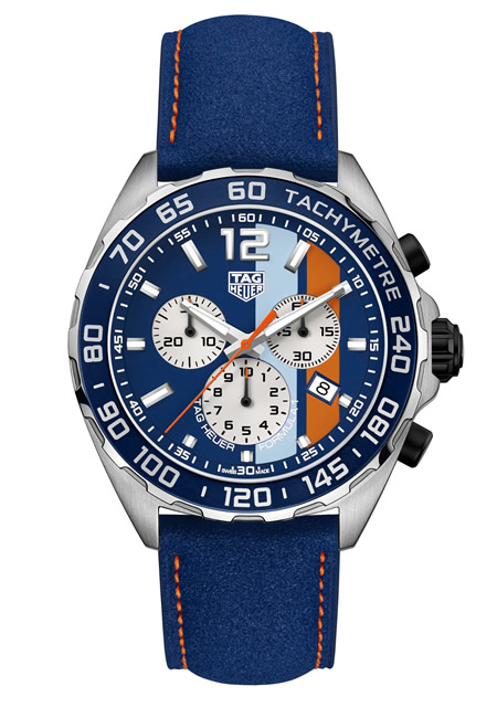 TAGHeuer, Watches
