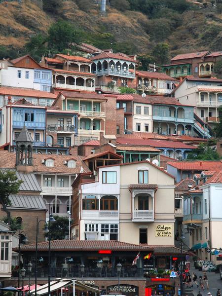 Tiblisi, UNESCO Book Capital