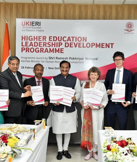 UGC, British Council India