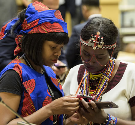 United Nations, World's Indigenous People